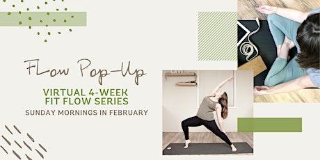 Virtual Pop-Up: 4-Week FitFLow Series tickets