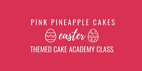 How To Decorate a Easter Theme Cake tickets