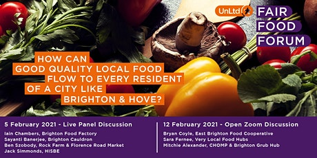 Fair Food Forum - How can local food flow to every resident of a city? tickets