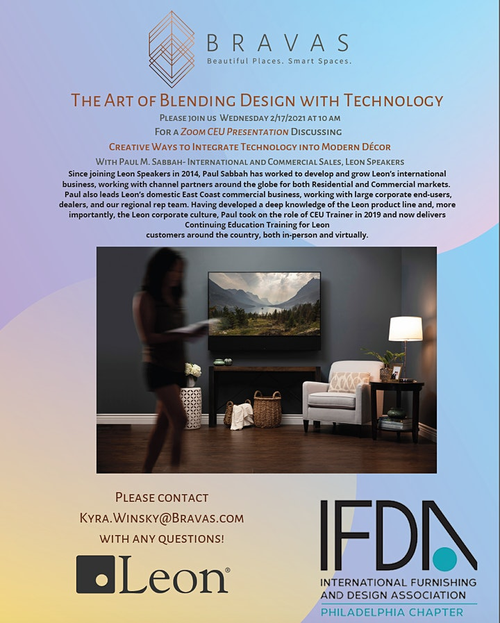 The Art of Blending Design with Technology image