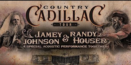 Jamey Johnson & Randy Houser - Country Cadillac Tour tickets