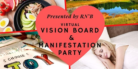 Vision Board & Manifestation Party tickets