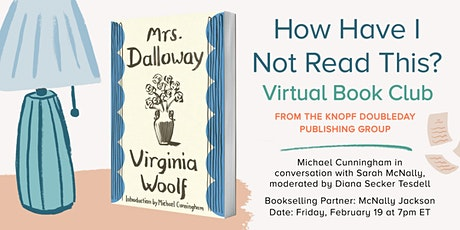 """How Have I Not Read This?"" Book Club Discussion of Mrs. Dalloway tickets"
