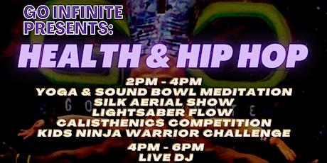 Health & Hip Hop Volume 1 tickets