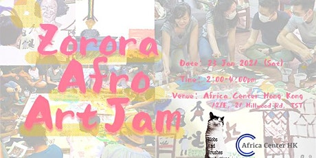Zorora Afro Art Jam tickets