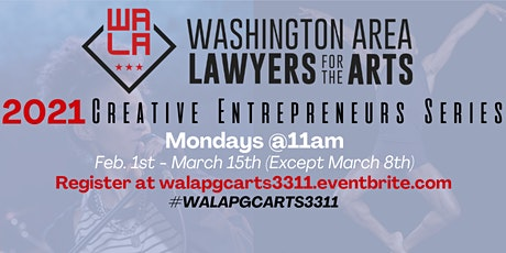 WALA Creative Entrepreneurs Series: Grants Tickets