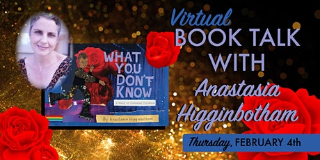 Book Talk with Anastasia Higginbotham tickets