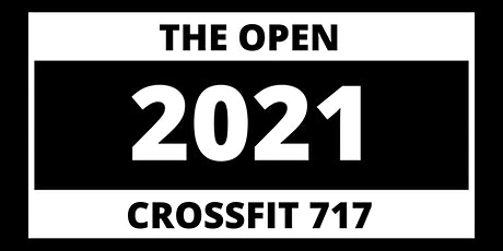 The 2021 CrossFit Open tickets