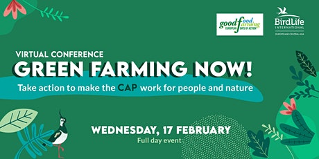 Green Farming Now! tickets