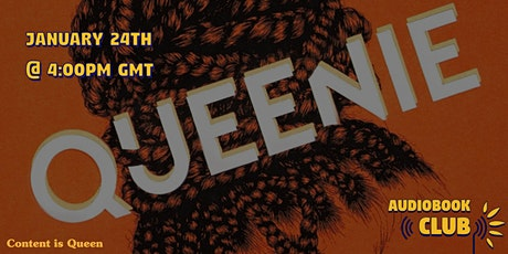 January Audiobook Club: Queenie tickets