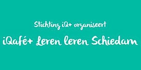 Online iQafé+ Leren Leren Schiedam tickets