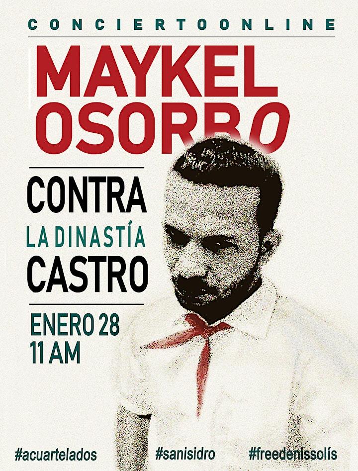 Imagen de MAYKEL OSORBO - CONCIERTO ENLINEA