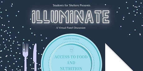 Illuminate Panel: Access to Food and Nutrition tickets