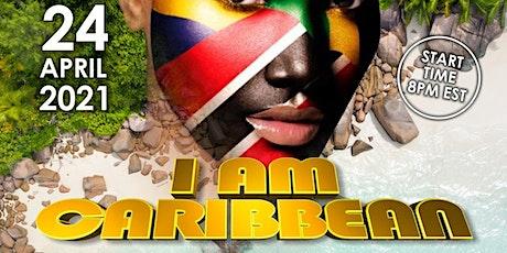 I Am Caribbean tickets