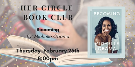 Book Club: Becoming tickets