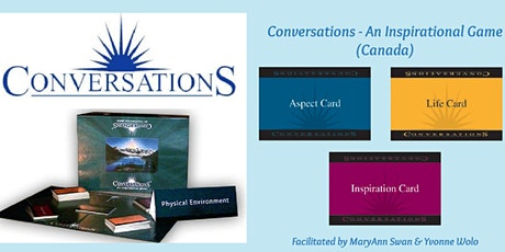 Are You Ready to Play? Conversations-An Inspirational Game tickets