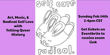 Art, Music, and Radical Self Love tickets