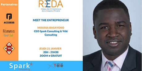 Meet The Entrepreneur billets