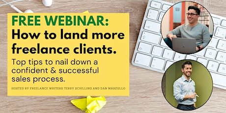 How to land more freelance clients tickets