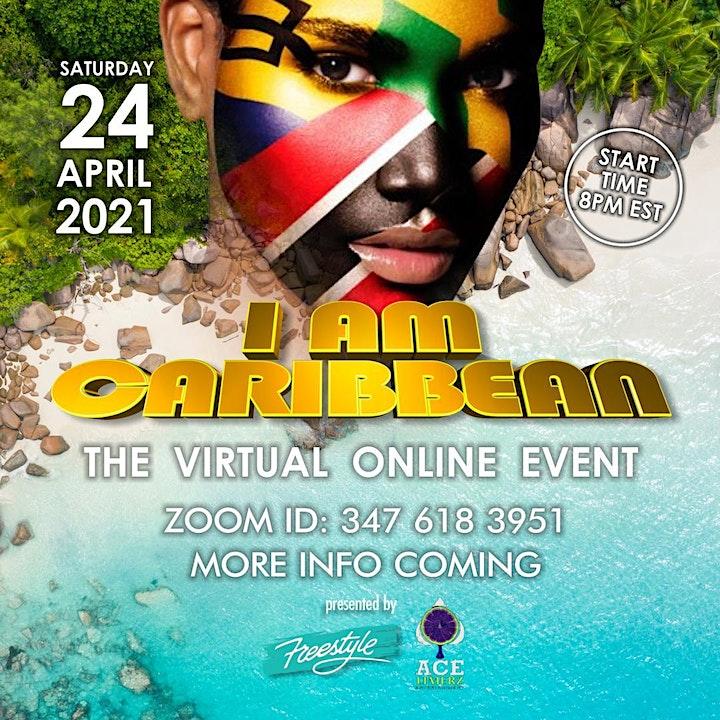 I Am Caribbean image