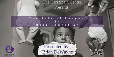 The Role of Images in Race Education tickets