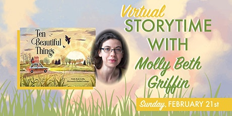 Storytime with Molly Beth Griffin tickets