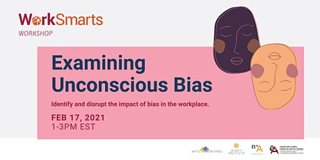 Examining Unconscious Bias tickets