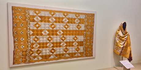 CURATING HANDMADE: TEXTILES FROM SOUTH ASIA, PAST AND PRESENT tickets