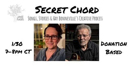 Jake Farr's Secret Chord with Ray Bonneville tickets