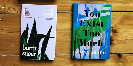 Book Club Online - You exist too much by Zaina Arafat tickets