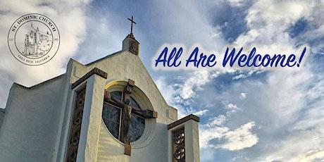Weekend Mass at Saint Dominic Church tickets