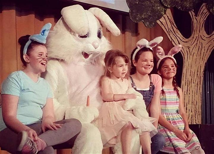 Easter Bunny Tea - Interactive Live Show! image