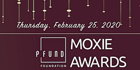 Virtual Moxie Awards tickets