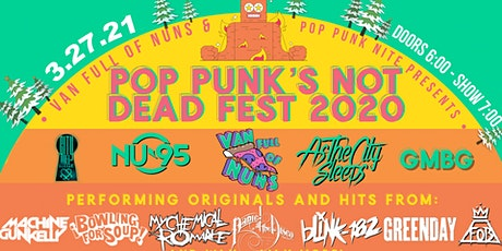 Pop Punk's Not Dead Fest 2020 tickets