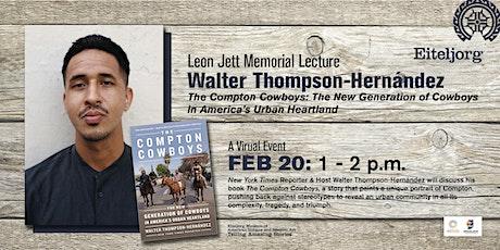 Leon Jett Memorial Lecture tickets