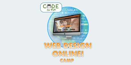 Web Design and the World of HTML: Virtual Camp! - 4/5 - 4/9 tickets