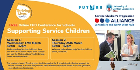 SCiP Alliance Virtual Training Conference for Schools: Lancashire and NW tickets