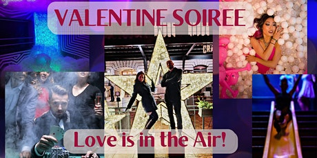 Valentine Soiree: Parlour Games and Date Auction tickets
