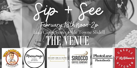 Sip + See at The Venue tickets