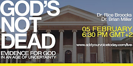 God's not dead tickets
