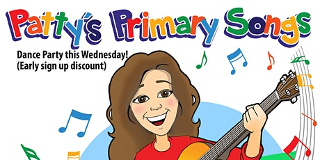Dance Party with Miss Patty (Preschool Songs) tickets