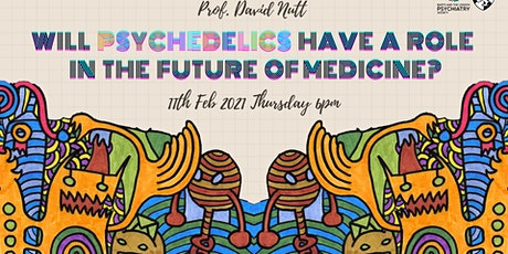 Will Psychedelics have a role in the future of Medicine? tickets