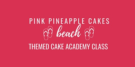 How To Decorate a Beach Theme Cake tickets