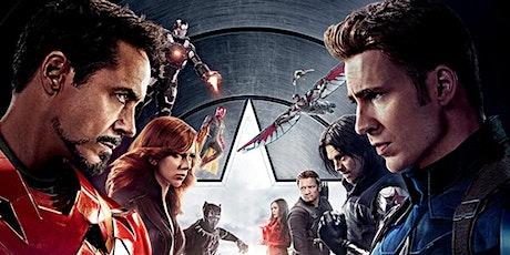 QUANTICO - Movie: Captain America: Civil War - PG-13 tickets