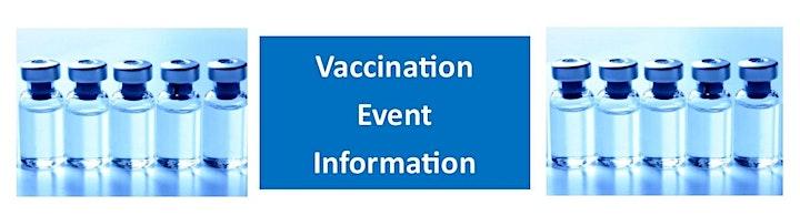 COVID-19 VACCINATION-Pfizer 1st Dose-April 13-14, 2021-Fenn Center image