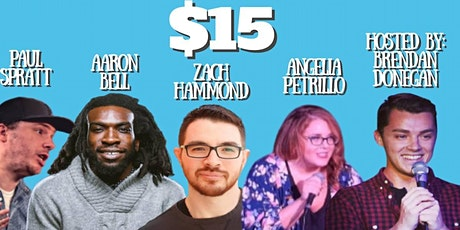 Stand Up Comedy Night (BYOB) tickets