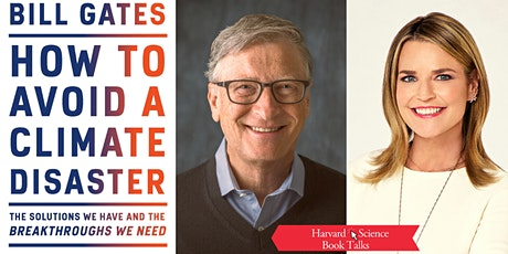 Virtual Event: A Conversation with Bill Gates tickets