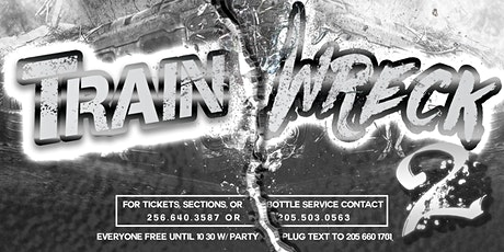 TRAIN WREQ x PARTY PLUG tickets