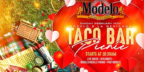 La Mexicana Taco Bar - Valentines Day Picnic tickets
