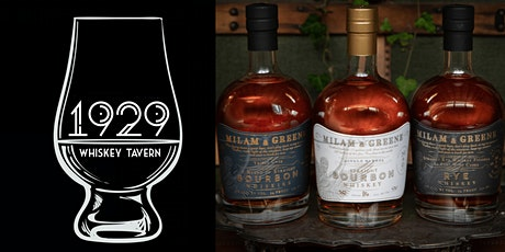 Whiskey Tasting with Milam & Greene tickets